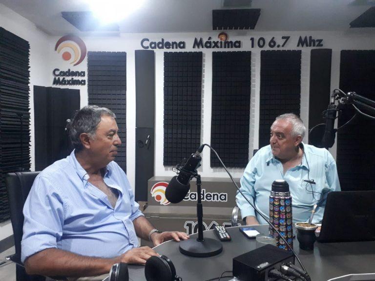 Rodolfo Urtubey apoyó la decisión del Gobernador de
